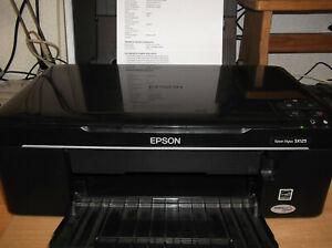 """Stampante Epson Stylus SX125 Usata """"LEGGI"""""""