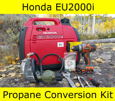 ** NEW Honda EU2000i Propane Generator Conversion Kit **