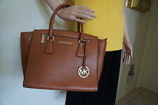 Michael Kors Sophie Large Satchel   Handbag   CEDAR   40% off MSRP $398   NWT