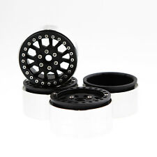"GDS Racing Four 2.2""  Alloy Beadlock Wheel Rim 35mm Wide for RC Model #108"