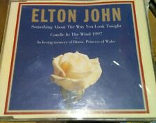 Elton John 'Candle In The Wind 1997' Princess Diana Memorial Single PTCD 1