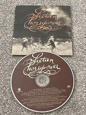 SIXTEEN HORSEPOWER - DITCH DIGGER (1997) PROMO CD SINGLE, 5 TRACK. BLUES, ROCK.