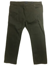 BLUE HARBOUR Stormwear Trousers Pants Bottoms Chinos Mens 2XL 31L / W44 OLIVE