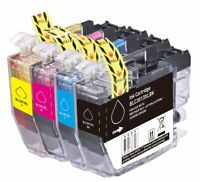 4 pk LC3011 LC-3011 Ink Cartridge For Brother MFC-J491DW MFC-J690DW MFC-J497DW