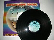 """PROMO Disco 12"""" Three Degrees - Jump The Gun (Giorgio Moroder Produced) VG+ 1979"""