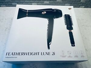T3 Featherweight LUXE 2I HAIR DRYER - Black - Ionic