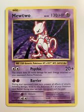 Mew and MewTwo TCG Pokémon Cards- Hidden Fates