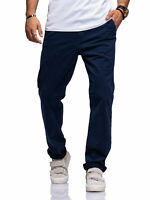 Jack & Jones Herren Chino Hose Chinos Herrenhose Reg Fit Unifarben %