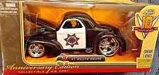 JADA 2009 10TH ANNIVERSARY EDITION 1/24 H/O HIGHWAY PATROL 1941 WILLYS RARE! HTF