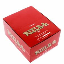Rizla Red Exclusive King Size Paper Box Of 50 Books