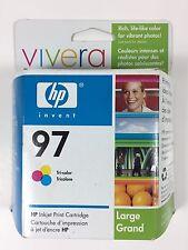 "HP Genuine 97 Color Ink Cartridges ""A+"""