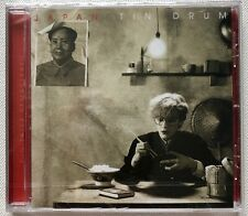 JAPAN - TIN DRUM CD NEW SEALED 2006 Digitally Remastered Ghosts