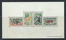 Côte d'Ivoire Bloc N° 2** (MNH) 1963 - Animaux Réserve de Bouna