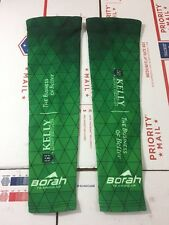 Mt Borah Pro Kelly Benefits Mens Cycling Arm Warmers Size Extra Small XS (4247)