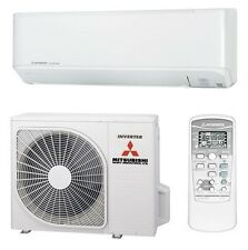 Mitsubishi High Wall Air Conditioning Unit 3.5KW  fitted (a/c) air con