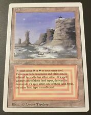 MTG Plateau. Revised Edition in Mint Condition