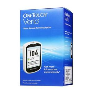 OneTouch Verio Blood Glucose Monitoring System Meter
