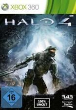 Xbox360 halo 4 alemán OVP impecable