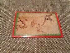 #165 Panini Dinosaurs Like Me sticker / unused