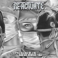 RE-ACTIVATE Prevailing Of The Unkind Domination CD ( o289 ) 162476