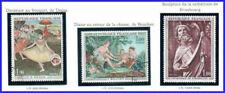 Timbres art avec 2 timbres