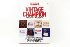 Lightning Archives VINTAGE CHAMPION Japan Fashion Magazine Lightning Special Edt