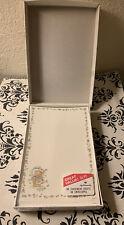 Bear in Bonnet vintage letter set Hallmark sealed in box artist Polly