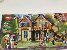 Lego 41369 mia's house Friends minifigures horse bunny Dad beehive