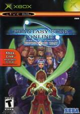 Phantasy Star Online XBox New Xbox