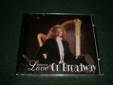 Maureen Love On Broadway CD~NEW~Pink Martini Harpist~Musical Hits~FAST SHIPPING!