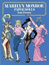 Marilyn Monroe Paper Dolls (Famous Americans), Dover Publications | Paperback Bo
