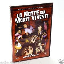 LA NOTTE DEI MORTI VIVENTI DVD GEORGE A. ROMERO Duane Jones Judith O'Dea