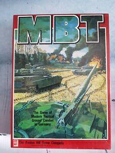 Avalon Hill MBT game