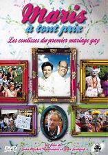 MARIS À TOUT PRIX - LES COULISSES DU PREMIER MARIAGE GAY - DVD NEUF NEW NEU