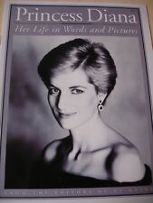 PRINCESS DIANA TV Guide Magazine 1997 SPECIAL HER LIFE IN WORDS AND PICTURES