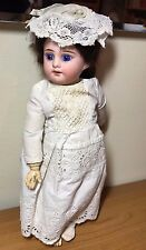Stunning Fully Jointed Old Antique Armand Marseille Doll AM 1894 4/0 DEP Germany