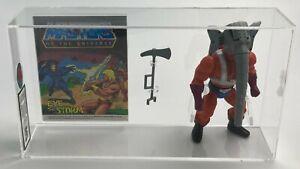 MOTU He-Man Vintage Loose Snout Spout with Comic Series 5 No COO 1986 UKG 80%