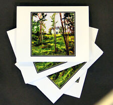 Tucked Away - Note Cards