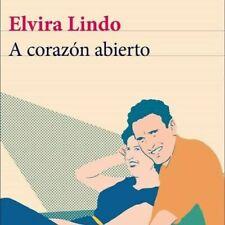 A corazón abierto, Elvira Lindo (ebook electrónico) PDF ePub Kindle