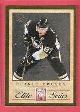 Sidney Crosby 2011-12 Panini Elite Series - Pittsburgh Penguins 5 of 6