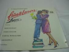 Private Lessons - Original Soundtrack Album - Sealed New -