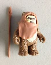 vintage Star Wars Wicket the Ewok with COIN rare items brand New PotF
