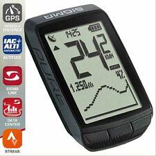 Sigma Sport Pure GPS Fahrradcomputer Schwarz