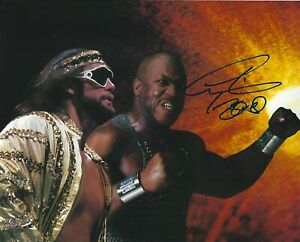 Tiny Lister Zeus Signed 8x10 Photo Autograph WWE Macho Man Randy Savage Picture