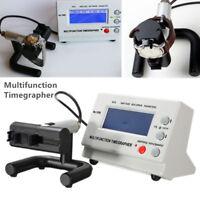 Mechanical Watch CoaxialLCD Timing Machine Multifunction Timegrapher MTG No.1000