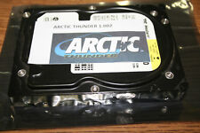ARCTIC THUNDER MIDWAY HARD DRIVE FOR AN ARCADE GAME TESTED WORKING