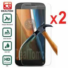 2Pcs 9H Tempered Glass Film Screen Protector For Motorola Moto G3 G4 G5 X Z Plus