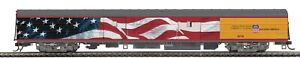 MTH 80-60089 HO UNION PACIFIC  STREAMLINED BAGGAGE CAR RD # 5779