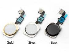 Home Button Flex Cable Assembly For iPhone 6 / 6 Plus Black/Silver/Gold