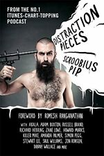 Distraction Pieces, Pip, Scroobius, New condition, Book